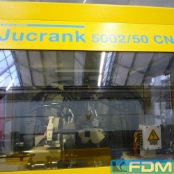 Grinding machines - Crankshaft Grinding Machine - JUNKER JUCRANK 5002/50