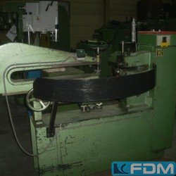 Sheet metal working / shaeres / bending - Circular Shear - FASTI 502/10/2