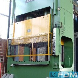 Hydraulic Double-Column (Drawing) Press - DIEFFENBACHER PO 1000 A (UVV)