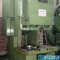 Eccentric Press - Single Column - DIRINLER CDCS 2500 P (CE)