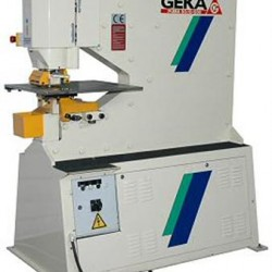 Stamping press - Punching Press - GEKA PUMA 80-500