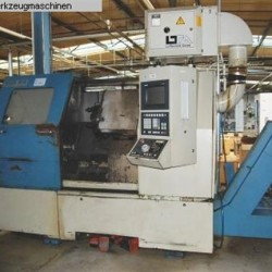 Lathes - CNC Turning- and Milling Center - NILES-SIMMONS N 10 / Sinumerik 805