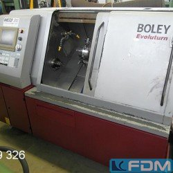 CNC Turning- and Milling Center - BOLEY BC 32