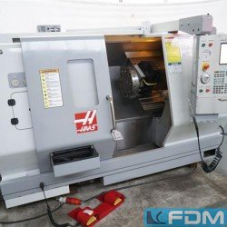 CNC Turning- and Milling Center - HAAS SL 20