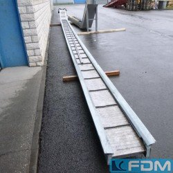 Swarf Conveyor - MA-Tech AL330-10206H