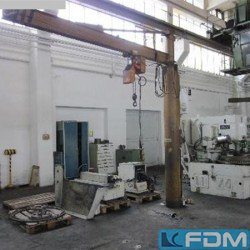 Other attachments - Pillar Type Swivelling Crane - UNITRAS MAGDEBURG SKD 0,25x3,5
