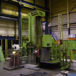 Boring mills / Machining Centers / Drilling machines - Floor Type Boring and Milling M/C - Hor. - WOTAN Rapid 2K