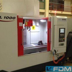 Boring mills / Machining Centers / Drilling machines - Machining Center - Vertical - MMD VL 1000 powered by MMD