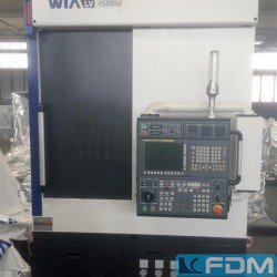 Vertical Turning Machine - Hyundai-Wia LV 450 RM