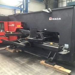 Punching Machine - hydraulic - AMADA Arcade 212