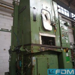 Broaching Machine-Internal - Vertical - KARL KLINK RISZ 10/1000