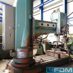 Radial Drilling Machine - MAS VR 8 A