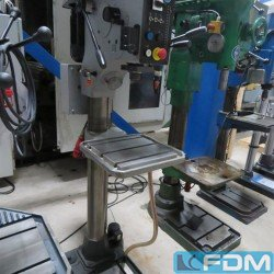 Boring mills / Machining Centers / Drilling machines - Pillar Drilling Machine - FALKEN IBERDRILL AZ 32