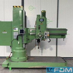 Radial Drilling Machine - Universal - MAS VO 50 / 1600
