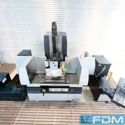 Surface Grinding Machine - Okamoto ACC 64 CA1