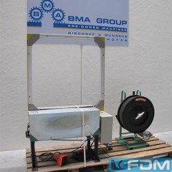 Strapping machine - Signode MCDW 700 FF