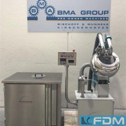 Miscellaneous - Coating pan - Accosystem DSG20V