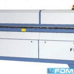 Edge banding machine - HEBROCK F 5