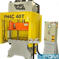 Four Column Press - Hydraulic - Hidralmac 40T PH4C Platinum 2500x1300mm, 9,8mm/sec