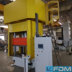 Four Column Press - Hydraulic - Hidrobrasil 110T - PH4C - 1300x1100