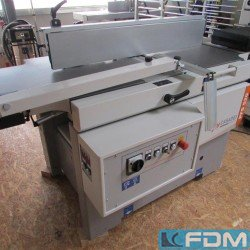 Combined planing-thicknessing machine - CASADEI PFS 520 TERSA