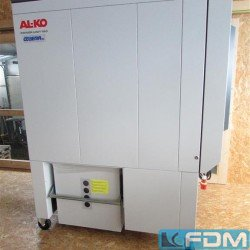 Mobile deduster - AL-KO POWER UNIT 160 P