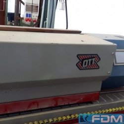 Edge banding machine - OTT Tornardo