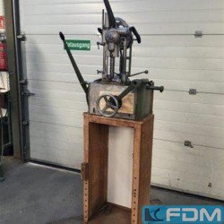 Drilling, Doweling, Mortising, Tourning - Knote hole boring machine - ELU MKS 33