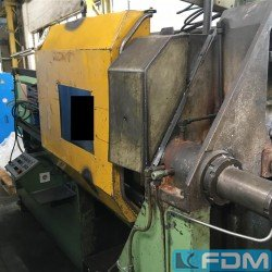 Diecasting machines - Hot-Chamber Diecasting Machine - Vertic. - FRECH DAW 125