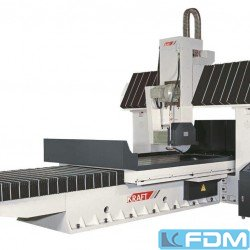 Surface Grinding Machine - KRAFT FS-D-NC